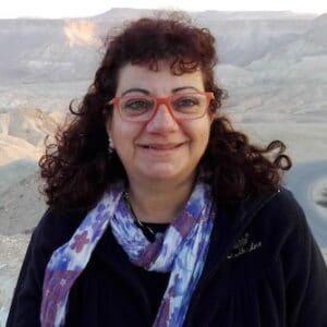 פטריסיה גלייזר, מומחית בהדרכת הורים ובטיפול קוגניטיבי התנהגותי - מרכז רימון באר שבע בדרום